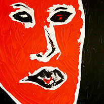 The Faces – 3×4 ft