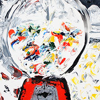 Gumball No. 36 – 36 x 28 inches