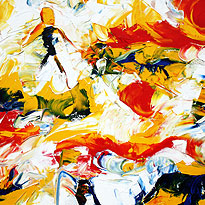 The Ideas – 30 x 42 inches